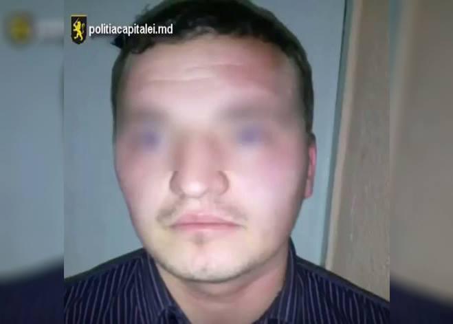 В центре Кишинева избили и ограбили пожилую женщину (ВИДЕО)
