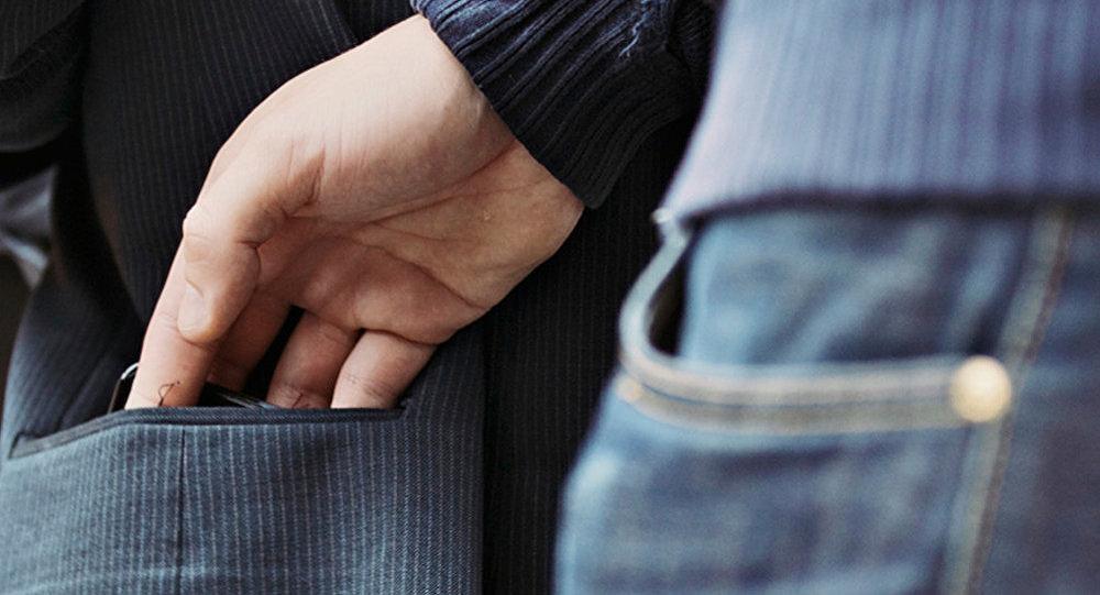 Осторожно: орудуют карманники! Полиция просит граждан быть бдительными