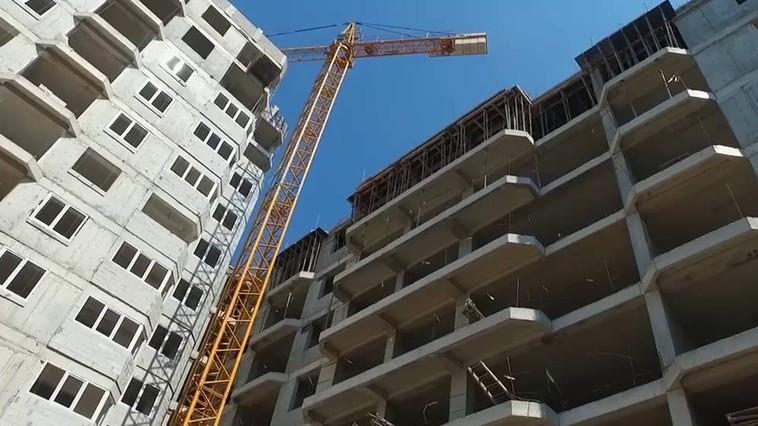 В 2017 году в Молдове сдано в эксплуатацию на 35% больше нового жилья