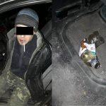 Четверо открыто потребляющих наркотики мужчин были задержаны в Кишиневе (ВИДЕО)