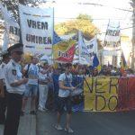 Жители Молдовы массово выступают против объединения с Румынией и вступления Молдовы в НАТО