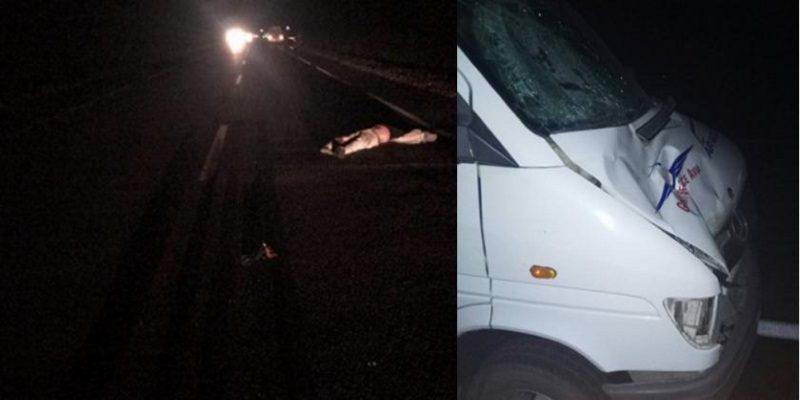 В Оргееве за ночь насмерть сбили двоих пешеходов (ФОТО)