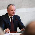 Игорь Додон совершает официальный визит в Армению