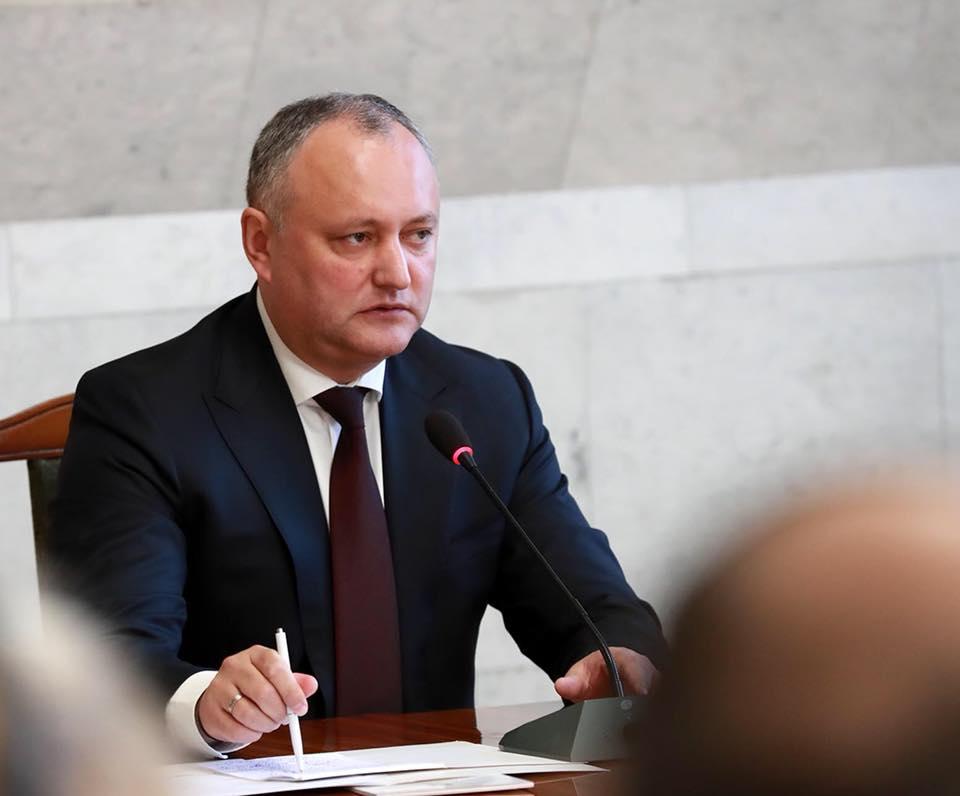 Президент обсудил грязные политические игры парламентского большинства с послами (ВИДЕО)