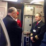 Додон отправился с визитом в Италию: запланированы важные встречи