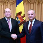 Глава государства надеется на увеличение потока туристов из России и Белоруссии в Молдову
