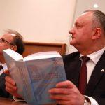 Додон: Свой первейший политический и конституционный долг вижу в гарантировании и укреплении государственности Республики Молдова