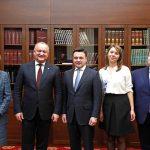 Президент: Опыт успешного развития Московской области можно применить в Кишиневе после избрания нового генпримара