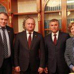Додон о диалоге и сотрудничестве с Россией: Удалось на уровне президентов, сейчас на уровне парламентов