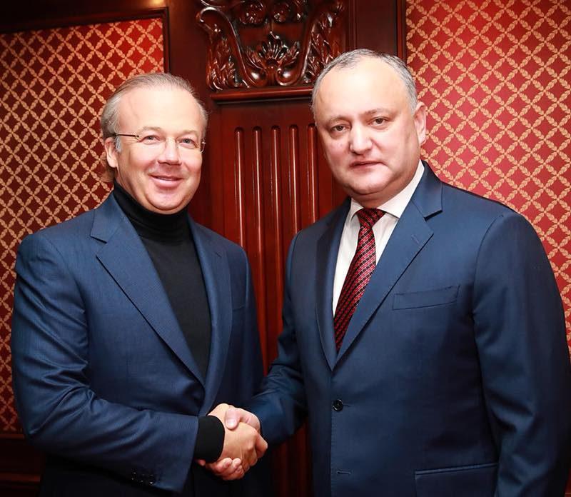 Назаров: Люди и Додон – два секретных оружия Молдовы