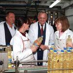 Президент считает важным создание более выгодных условий для развития малого и среднего бизнеса в Молдове