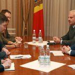Додон обсудил важные вопросы сотрудничества с представителем ПРООН