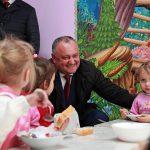 Благотворительный фонд Галины Додон подарил радость воспитанникам еще одного детсада