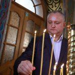 Додон: Православная вера - краеугольный камень молдавской национальной и культурной идентичности