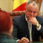 На постоянной связи с гражданами: Додон провел традиционный прием жителей Молдовы (ФОТО)