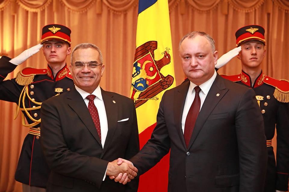 У Египта, Норвегии и Словакии – новые послы в Молдове (ФОТО)