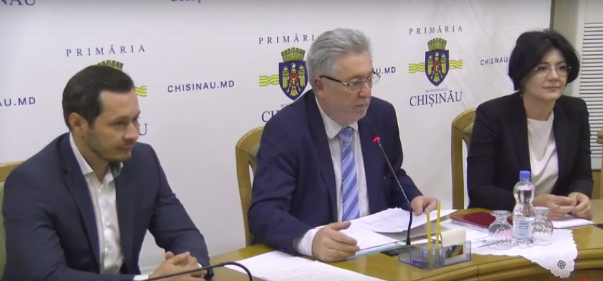 Грозаву назначил вице-примаров и отказался продолжать быть врио генпримара