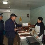 В Штефан-Водском районе обнаружили свинину без документов и с истекшим сроком годности (ФОТО)