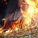 В Гагаузии в период пасхальных праздников случилось 7 пожаров
