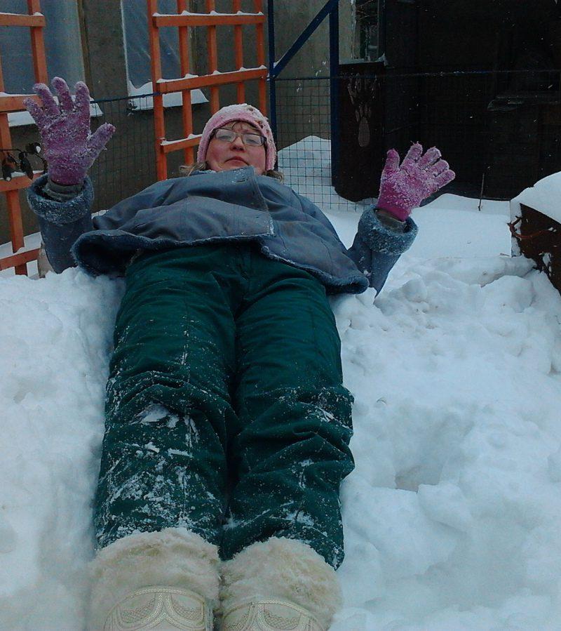 Зима не для спячки…
