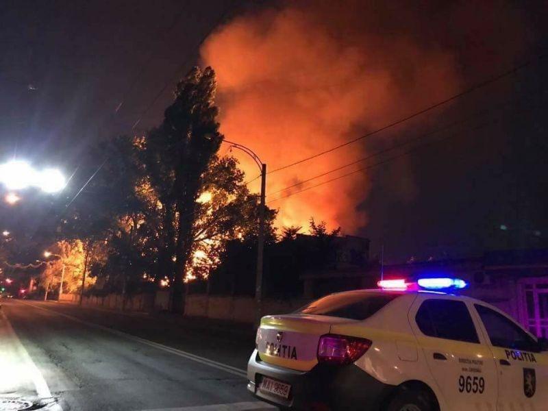 Опасность пожаров сохраняется: синоптики продлили желтый код