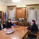 В Тюмени может появиться молдавский торговый дом