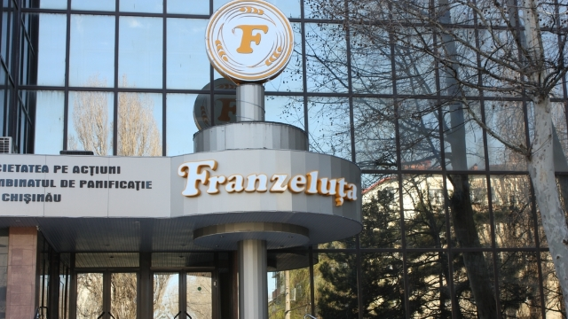Franzeluța выставляет на продажу оборудования на 12 миллионов леев