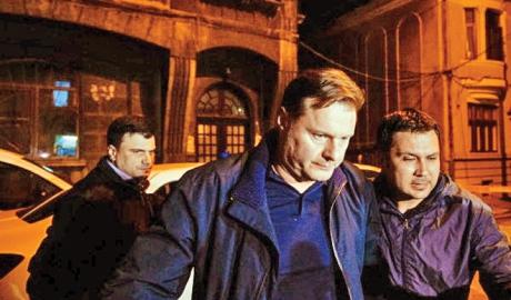Сын бывшего молдавского президента осужден в Румынии