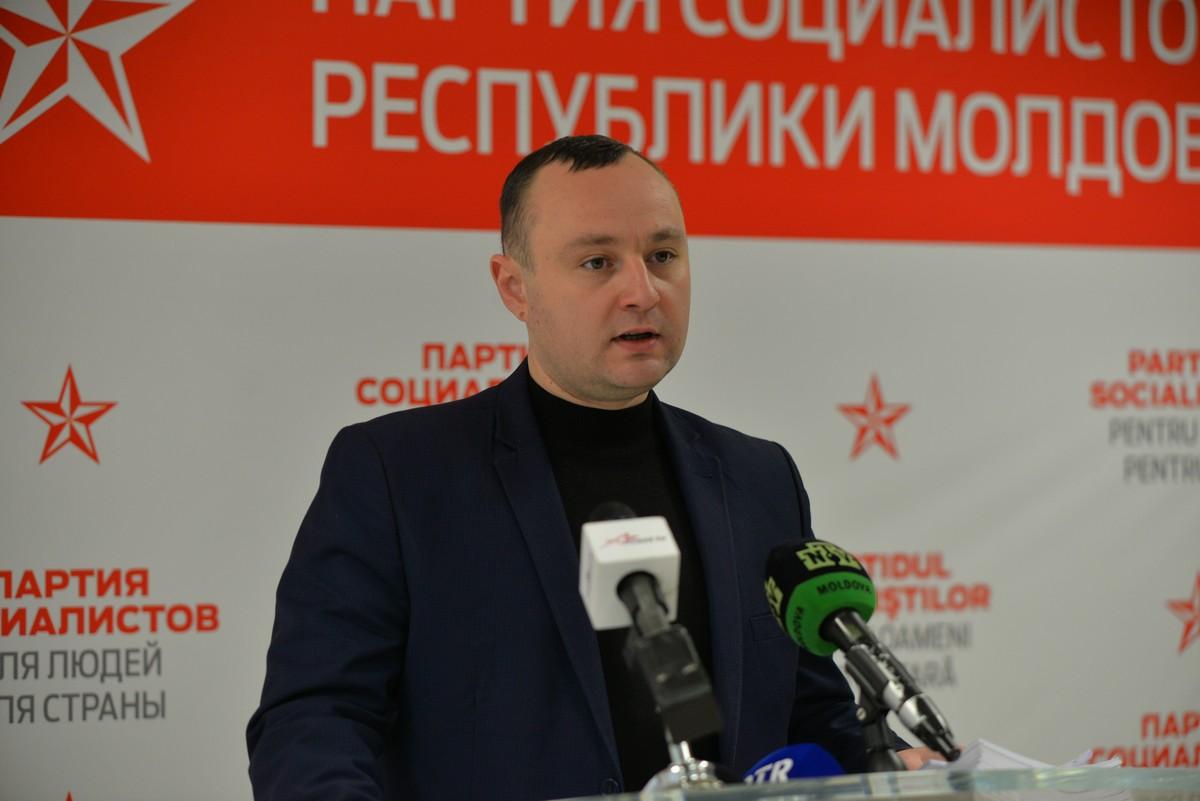 Батрынча: Референдум – лучшее, что случилось с Кишиневом за последние годы