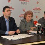 Социалисты требуют отставки Михая Молдовану и обвиняют его в коррупции (ВИДЕО)