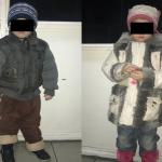 Найдена мать оставленных без присмотра на улице детей