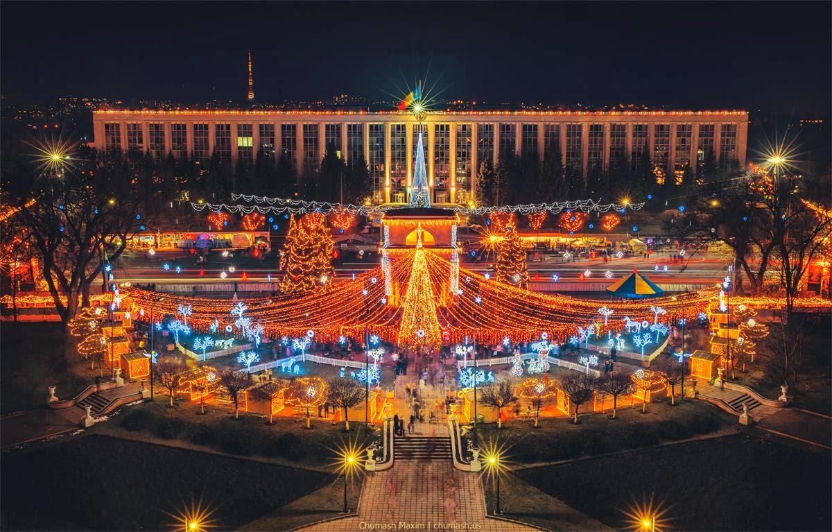 Новый год – 2018: полная программа праздничных мероприятий в Кишиневе