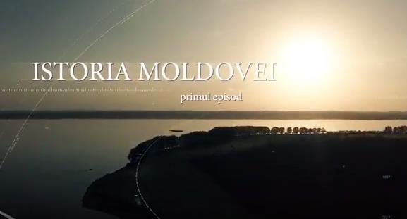 Обнародована первая серия фильма «История Молдовы» (ВИДЕО)
