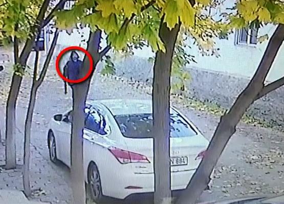 В Кишиневе злоумышленник проник в автомобиль и украл запчасти на 10 тысяч леев (ВИДЕО)