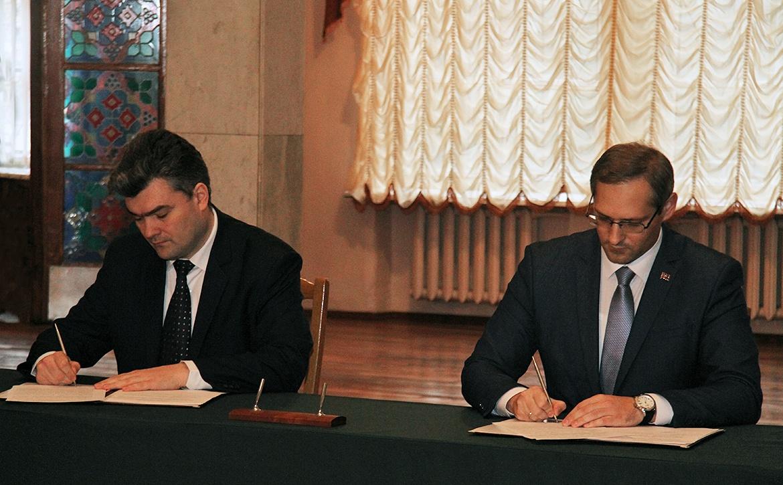 Президент приветствовал подписание соглашений между Кишиневом и Тирасполем