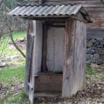 В Яловенах маленькая девочка скончалась, упав в туалет