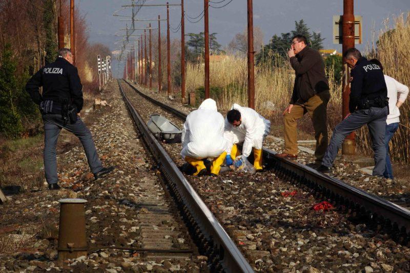 Молдаванку нашли мертвой вблизи железной дороги в Италии