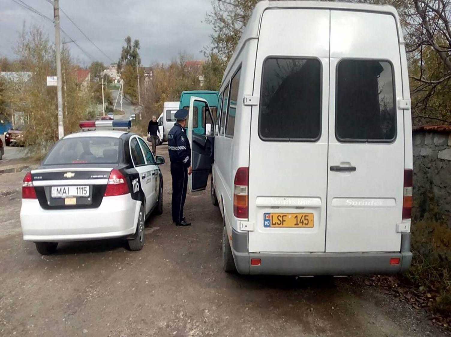 Столичный маршрутчик был пойман нетрезвым за рулем (ВИДЕО)