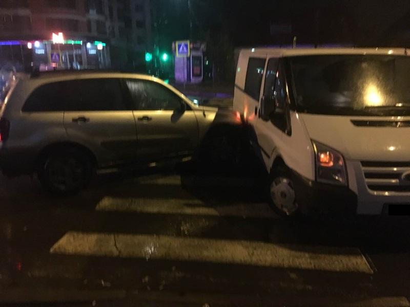 В Кишиневе за последние сутки произошло 50 ДТП: один человек скончался, 7 получили травмы