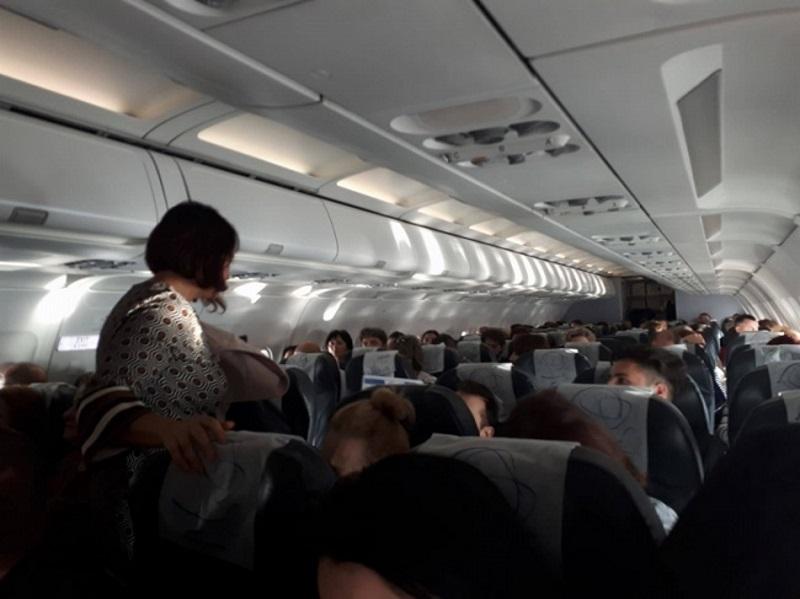 Опубликованы подробности авиаинцидента над Италией с гражданами Молдовы на борту