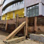 Парламент решил оградиться забором высотой в 2,5 метра и стоимостью 5 млн леев (ФОТО)