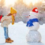 Школьники уходят на зимние каникулы