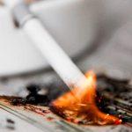 Житель Приднестровья сгорел в собственном доме из-за непогашенной сигареты