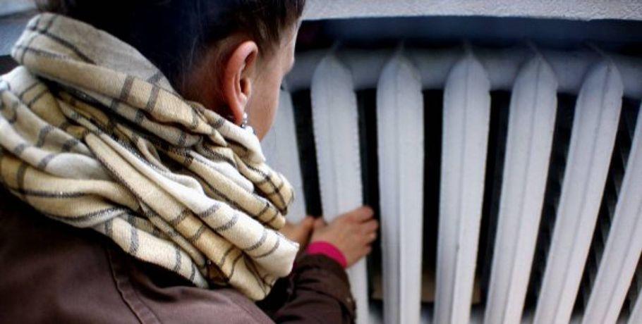 Тысячи жителей Чекан остались без горячей воды и отопления