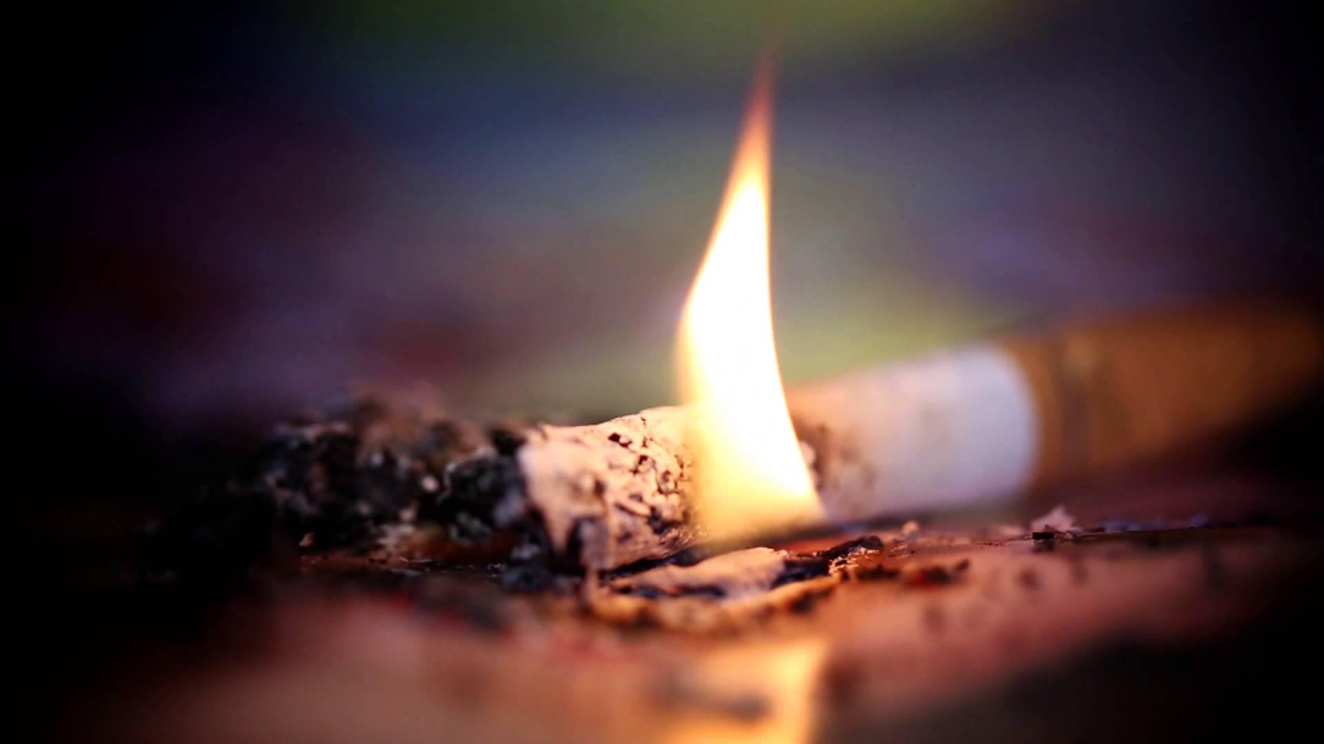 В Приднестровье из-за непогашенных окурков пьяных хозяев загорелись два дома