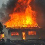 Мужчина скончался при пожаре в своем доме в Фалештском районе