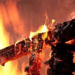 В Унгенах пожар унес жизни двух сторожей