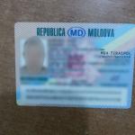 Молдаванин попался с фальшивыми водительскими правами, которые использовал на территории ЕС (ФОТО)