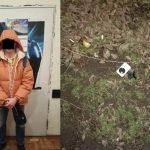 Ни дня без дела: недавно освобожденный заключенный попался на взломе автомобиля в столице (ВИДЕО)