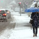 Снегопады вернутся в Молдову в конце недели